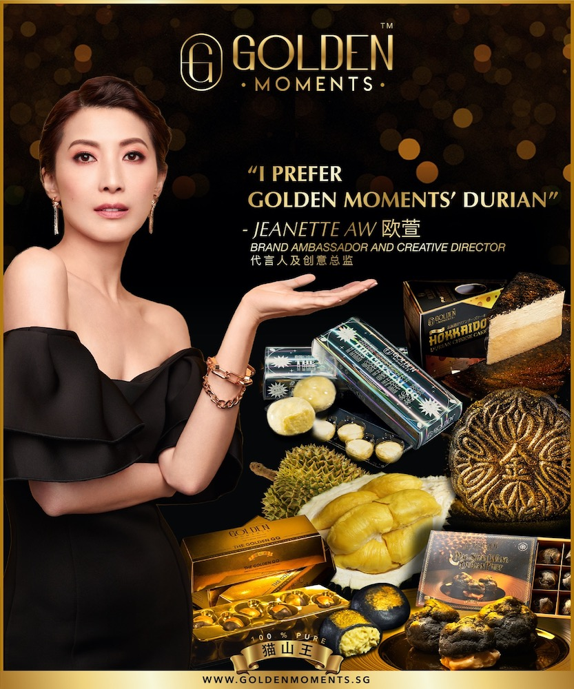 moments d'or jeanette aw