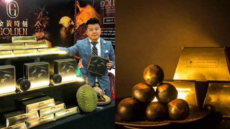 How Golden Moments became the king of durian desserts in S'pore