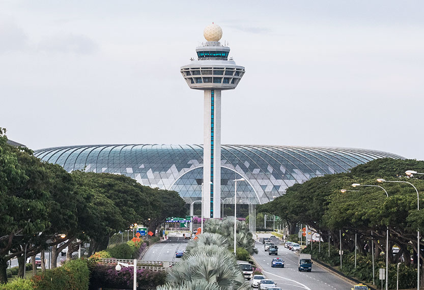 Welcome |  Changi Airport Group