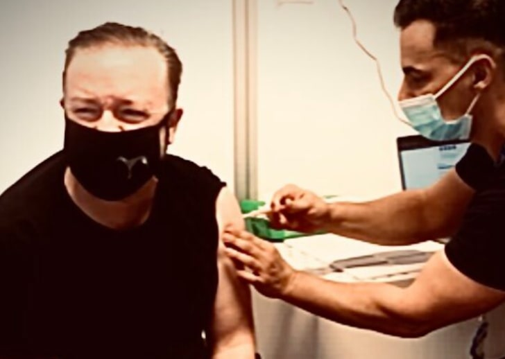 Celebrities Get Vaccinated Against COVID-19